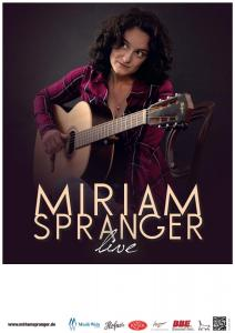 Miriam Spranger Plakat 2019